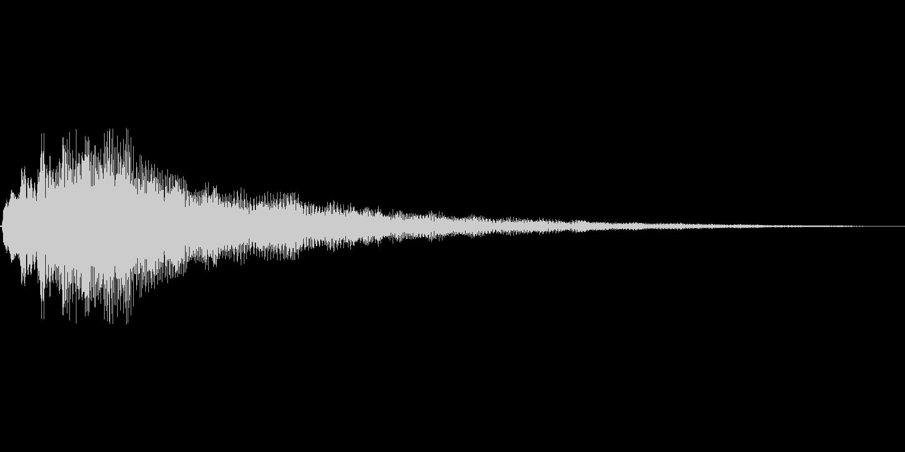 キラーーーン #56の未再生の波形