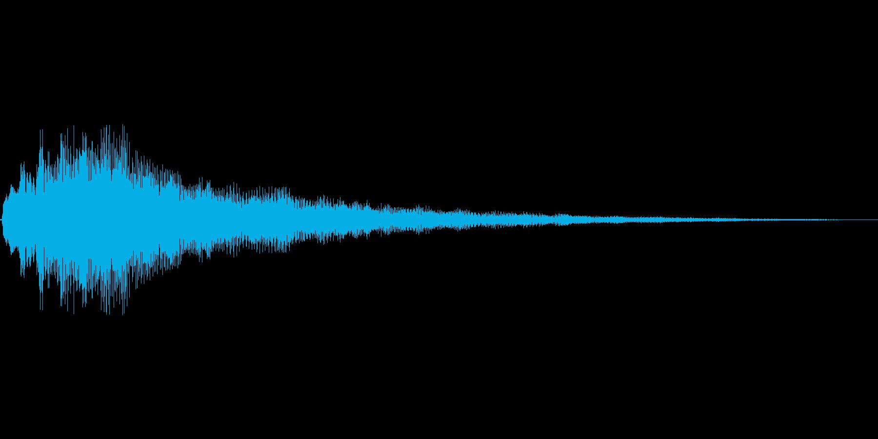キラーーーン #56の再生済みの波形