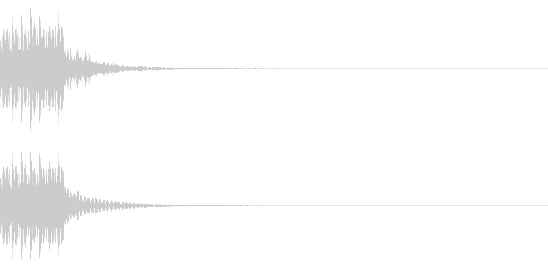 コイン7枚獲得 ゲット チャリンの未再生の波形