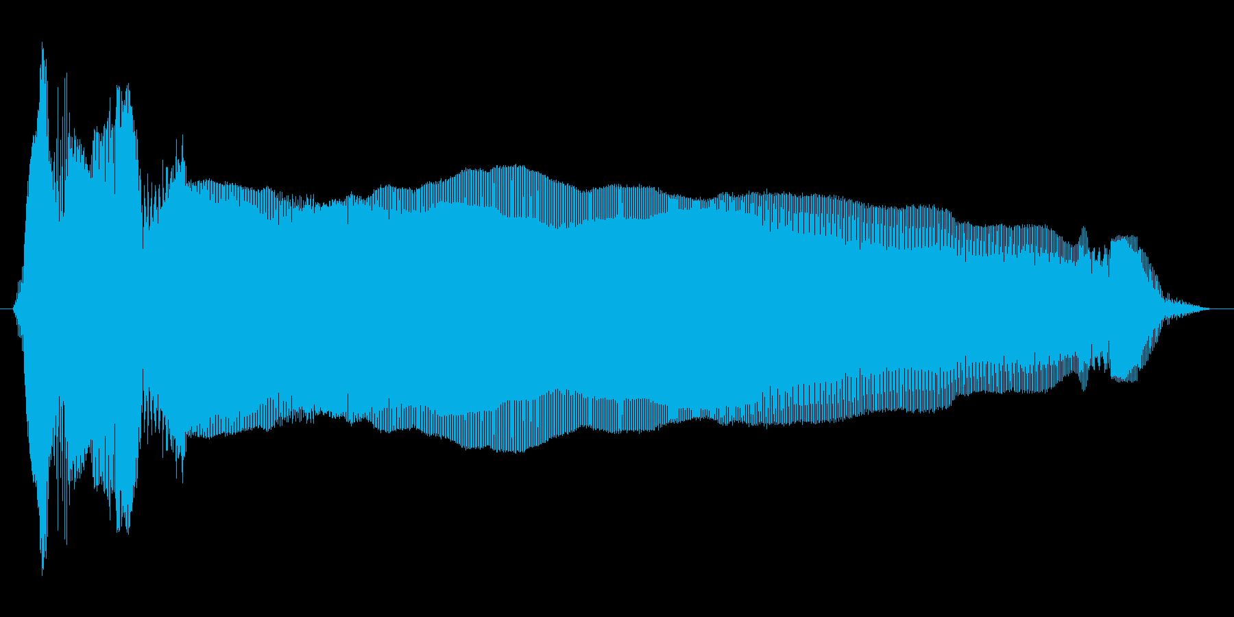 うわあああ!(Type-D)の再生済みの波形