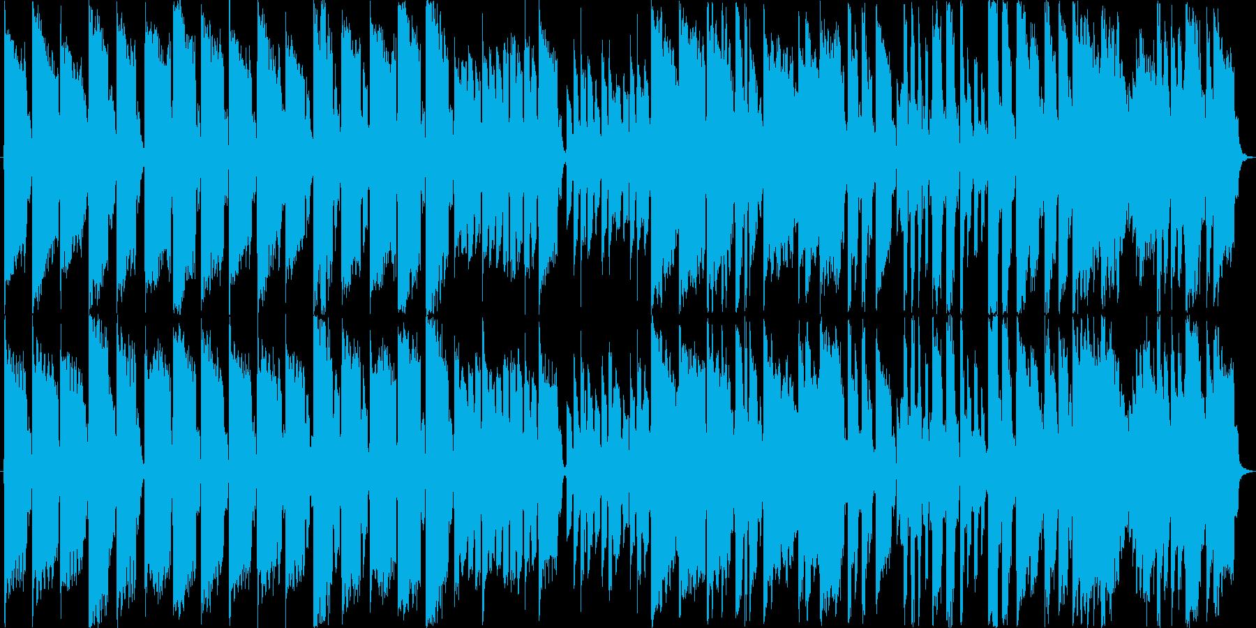 寂しいシーンに。8bitチップチューン。の再生済みの波形