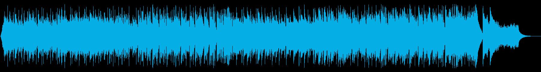 明るく爽快なオーケストラポップスの再生済みの波形