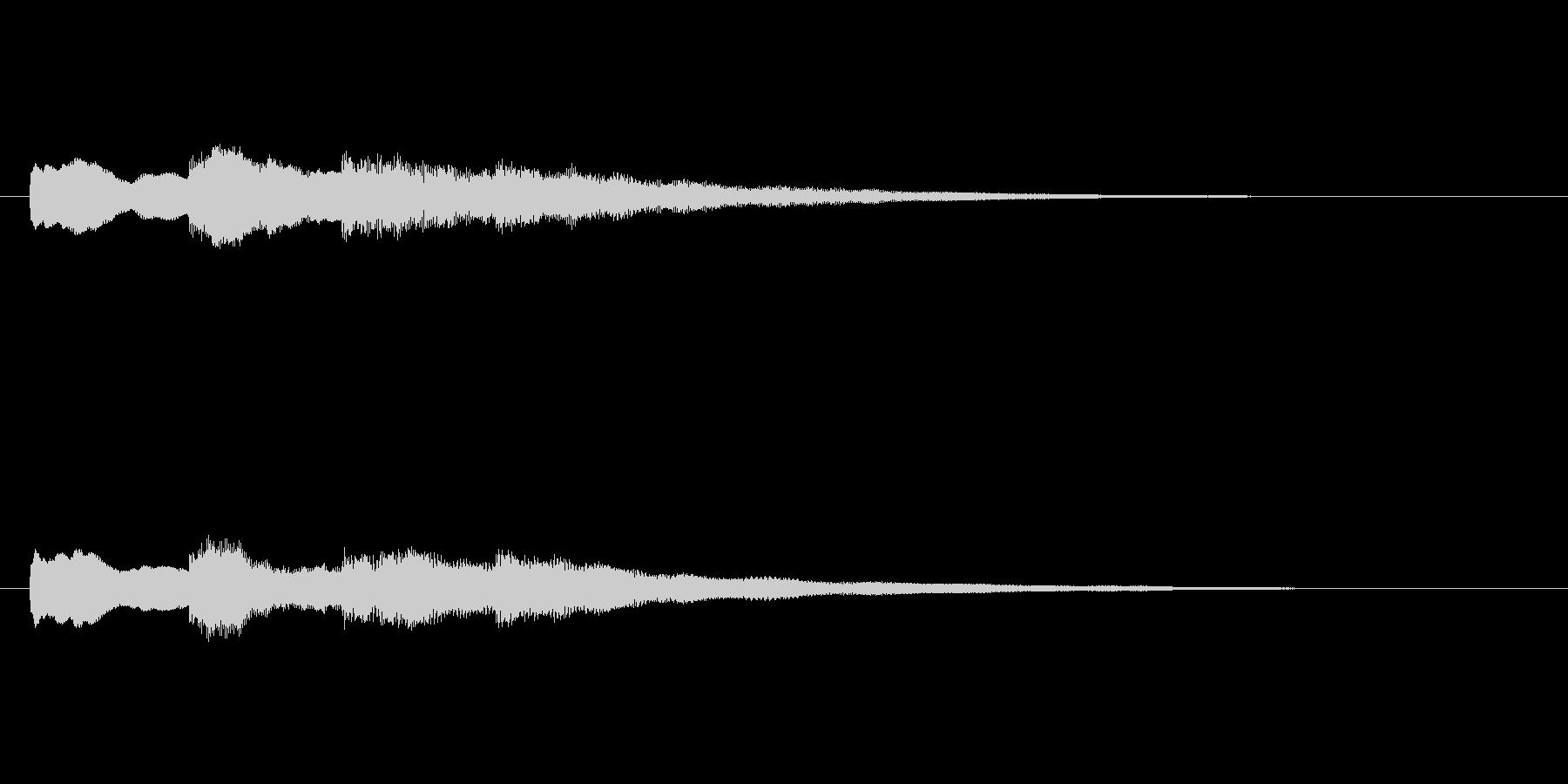 【チャイム 学校02-09】の未再生の波形