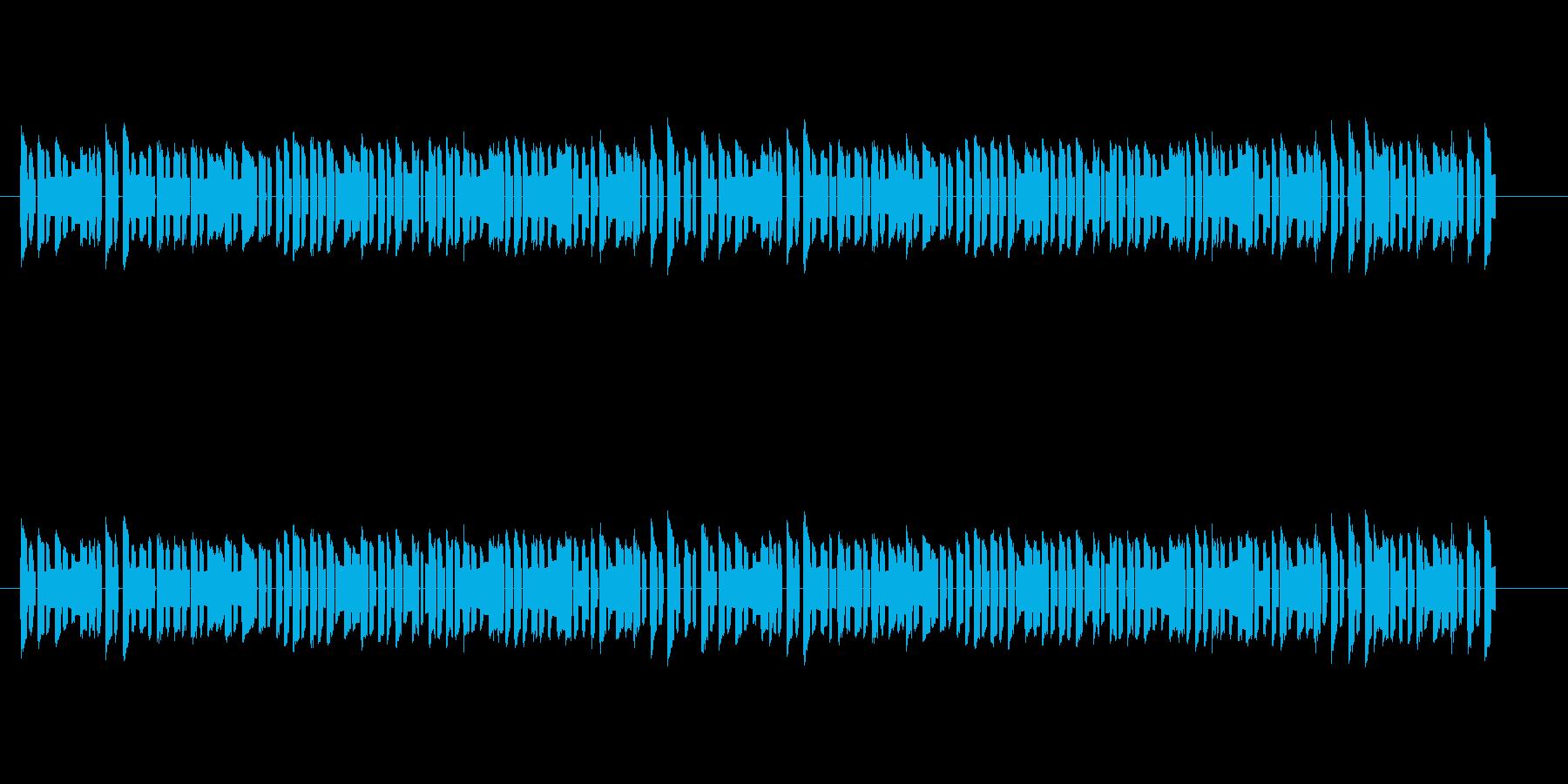もろびとこぞりて 8bitゲームアレンジの再生済みの波形