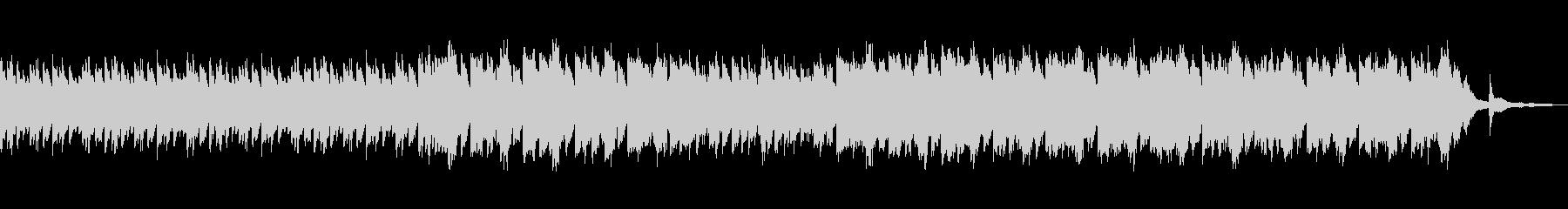 【フル尺】朝焼けイメージのシンプルBGMの未再生の波形