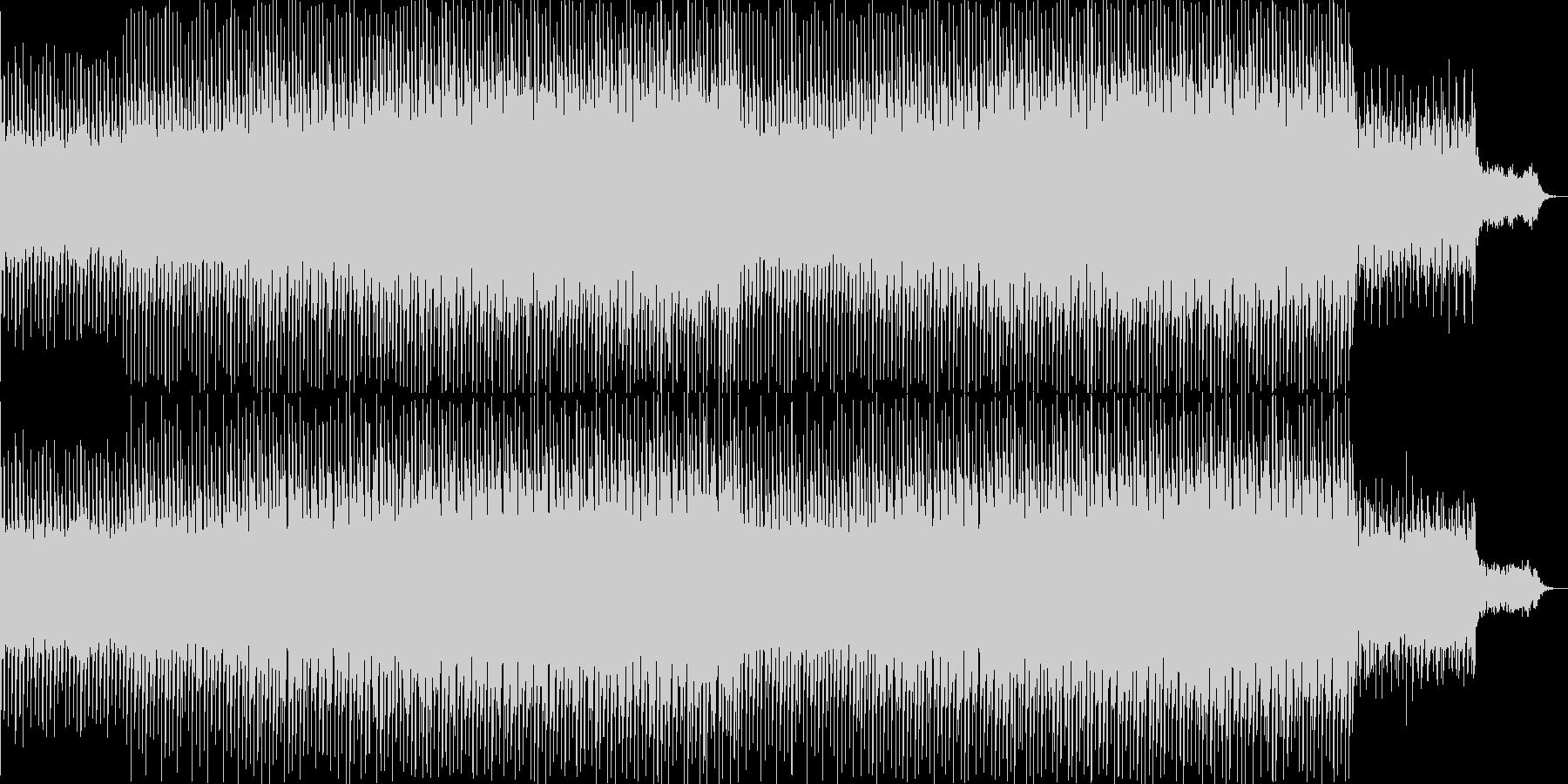 ニュース映像ナレーションバック向け-08の未再生の波形