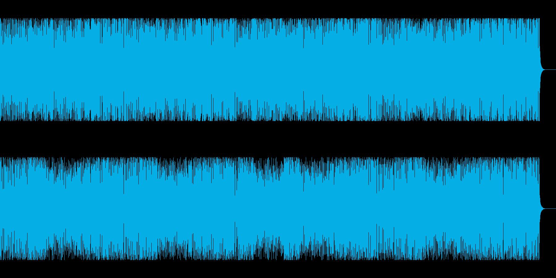 軽快 ほのぼの かわいい 前進 子供の再生済みの波形