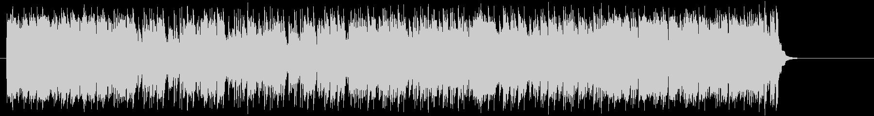 推進力ある元気なポップ(イントロ~A…)の未再生の波形