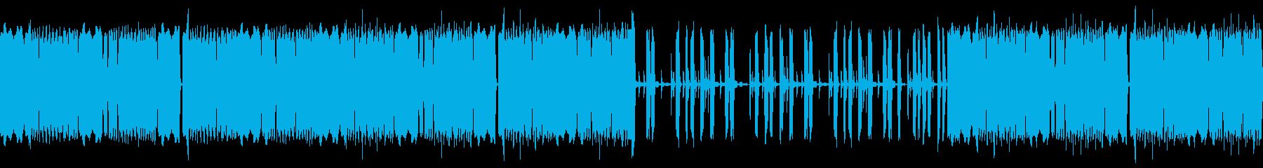 レトロゲーム シューティング系 の再生済みの波形