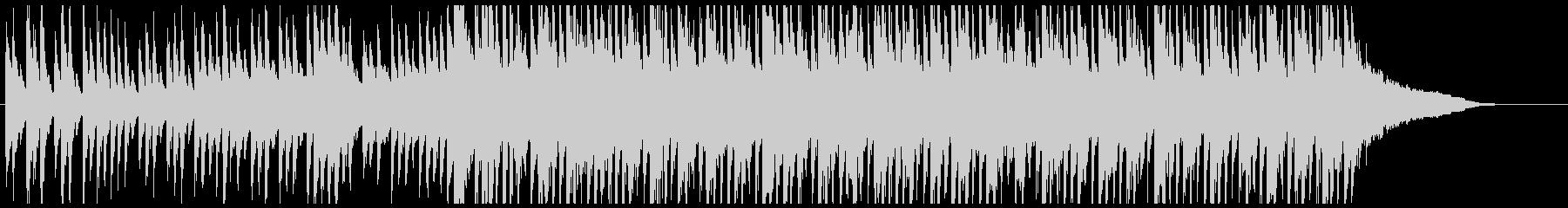 困難なミッションに挑むイメージ(30秒)の未再生の波形