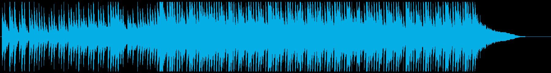 困難なミッションに挑むイメージ(30秒)の再生済みの波形
