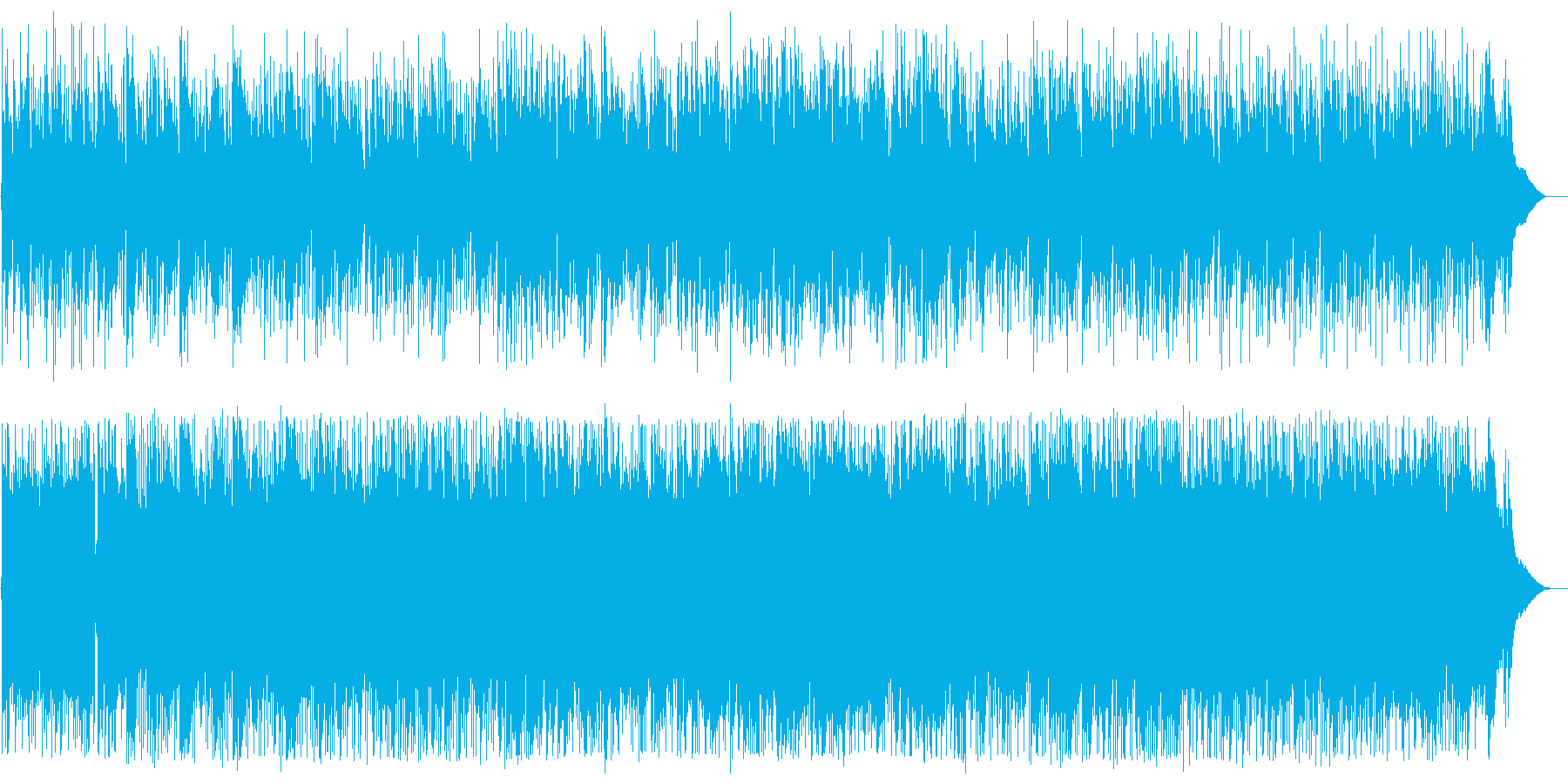 もみの木(acoustic)の再生済みの波形