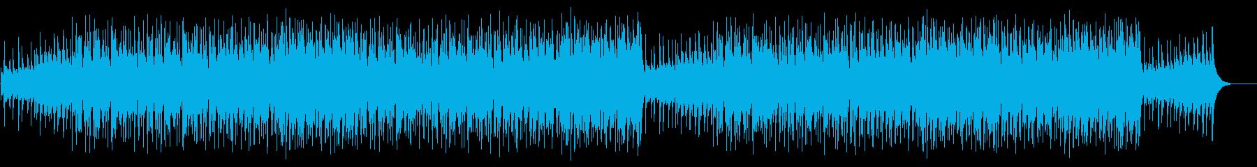 安らぐソフトなポップ(フルサイズ)の再生済みの波形