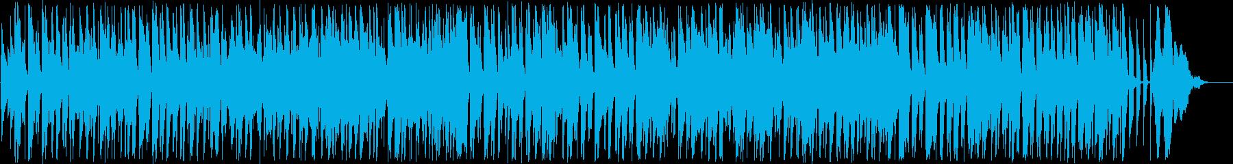 ロコガール ウクレレ インストの再生済みの波形