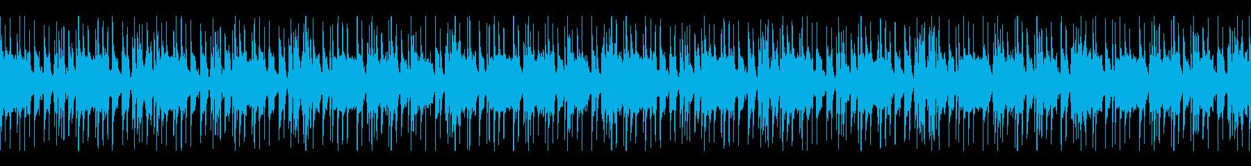 Rockな雰囲気の導入曲です。の再生済みの波形
