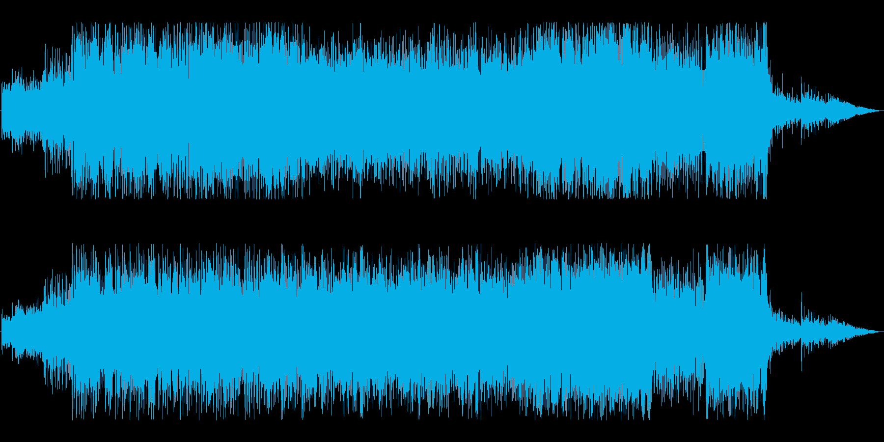 民族音楽・ディジュリドゥ・東欧・スラブの再生済みの波形
