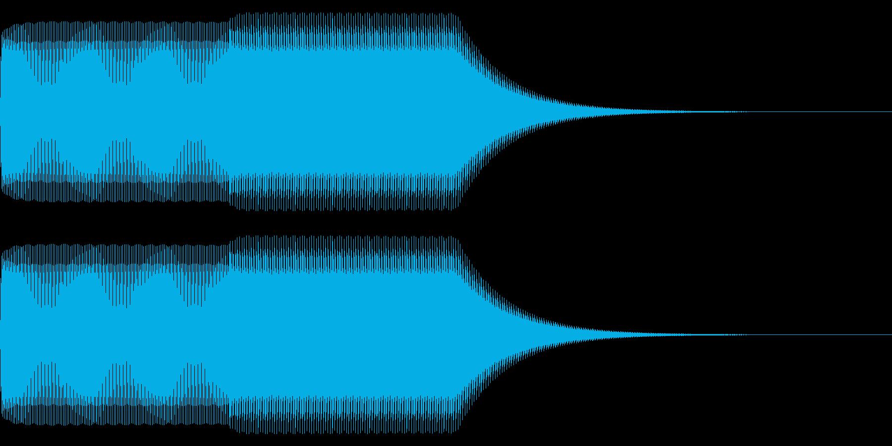 ピンポン!【クイズ・回答・早押し】001の再生済みの波形