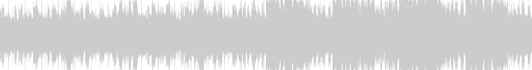 幻想チュートリアル/リズム(LOOP)の未再生の波形