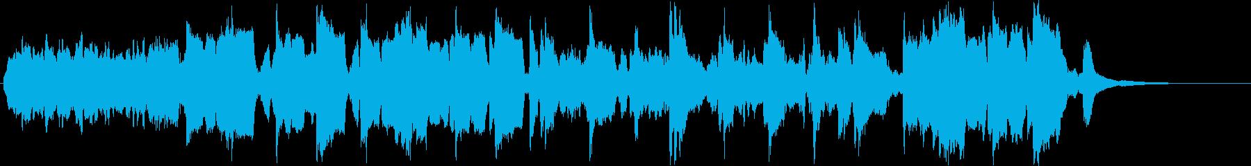 お誕生日|ハッピーバースデートゥーユーの再生済みの波形
