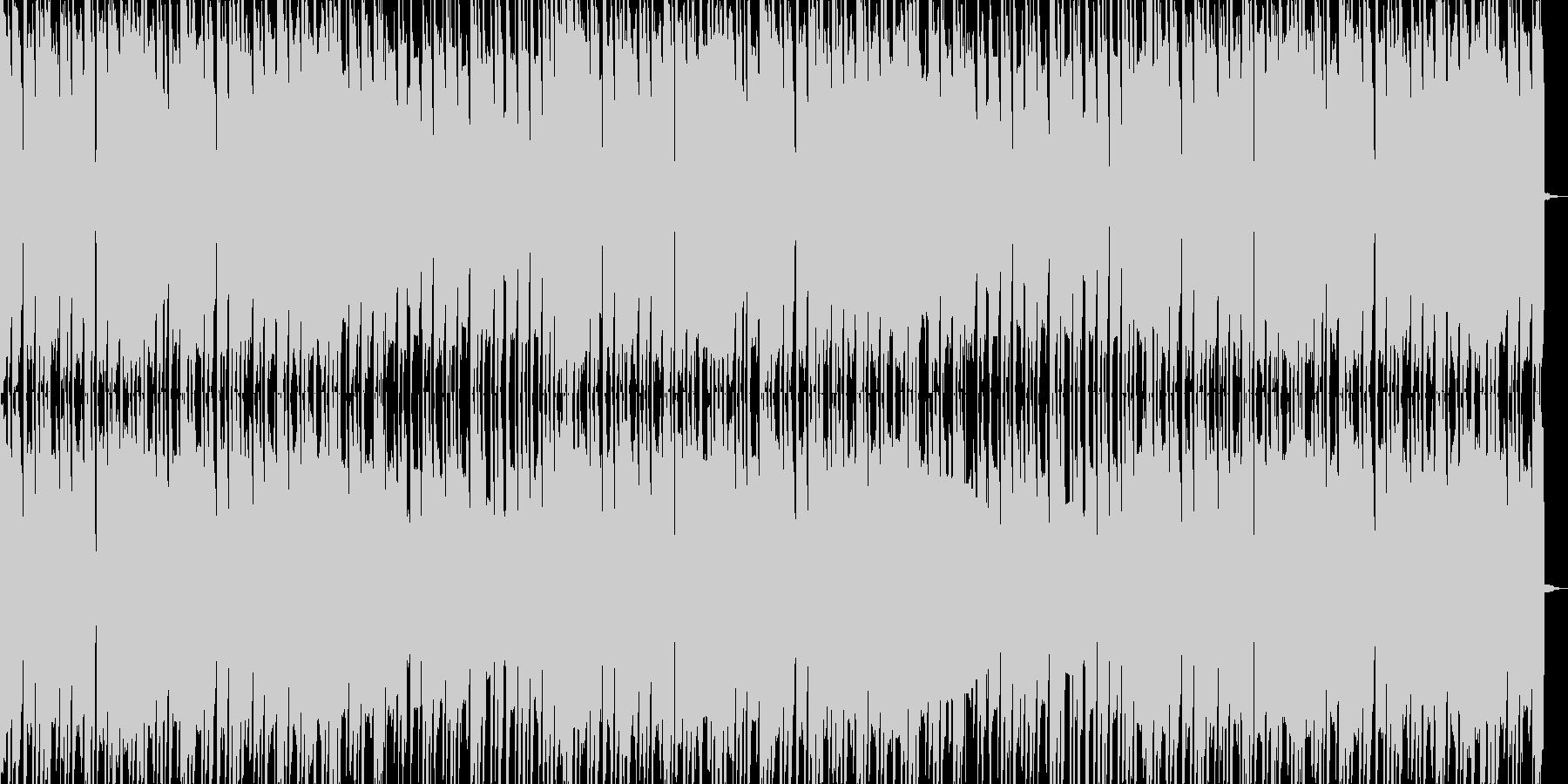 ファミコン3拍子「優雅な街」切ないの未再生の波形