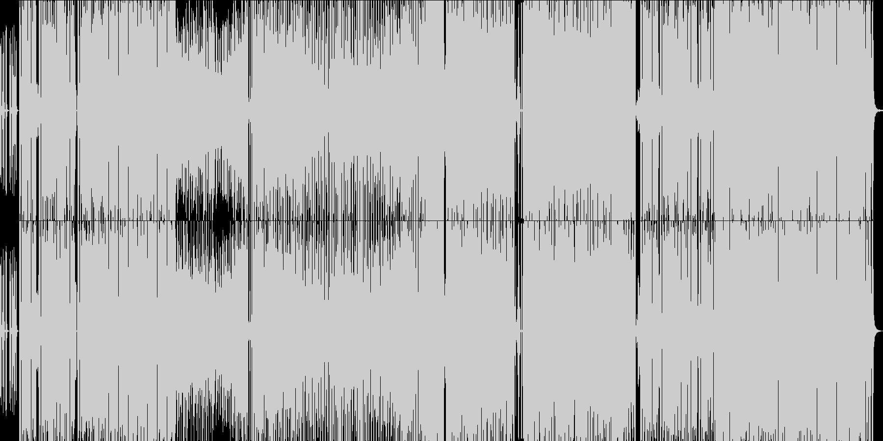 ムービーなどで使用できるEDM系曲の未再生の波形