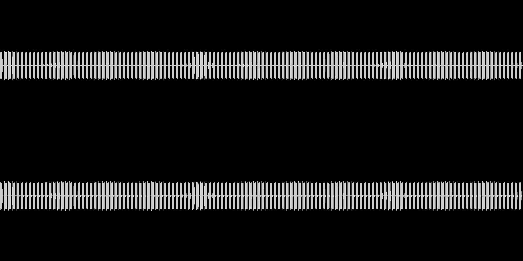 【時計 アラーム デジタル01-3L】の未再生の波形