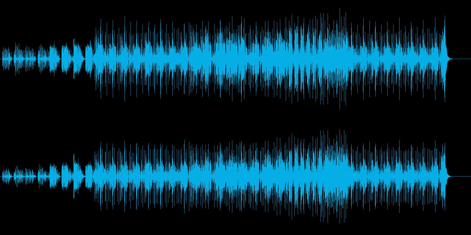 温故知新ミクスチャー感覚のポップスの再生済みの波形
