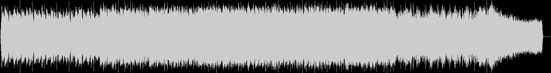 ロック イントロ ジングル 生演奏の未再生の波形