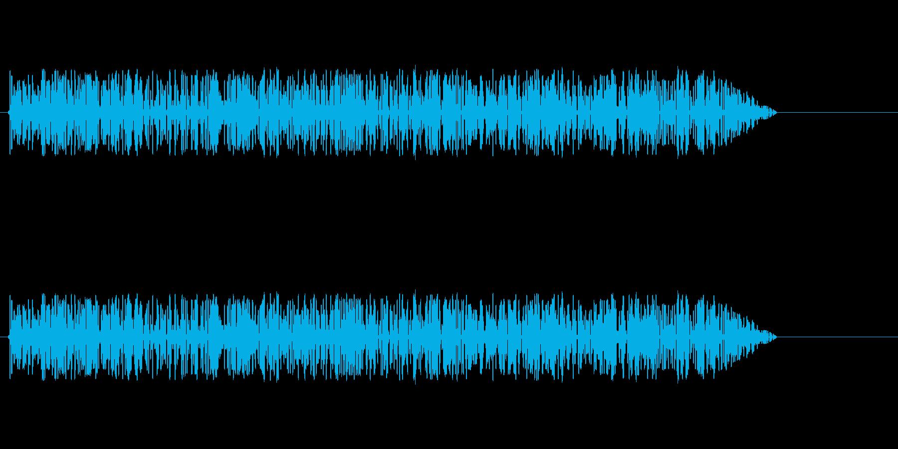 ゴゴゴゴゴゴ(土魔法、レトロゲーム)の再生済みの波形