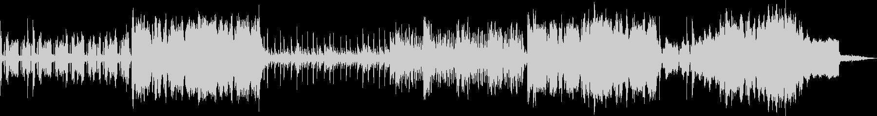 アイリッシュ1(明るいスリップジグ)の未再生の波形