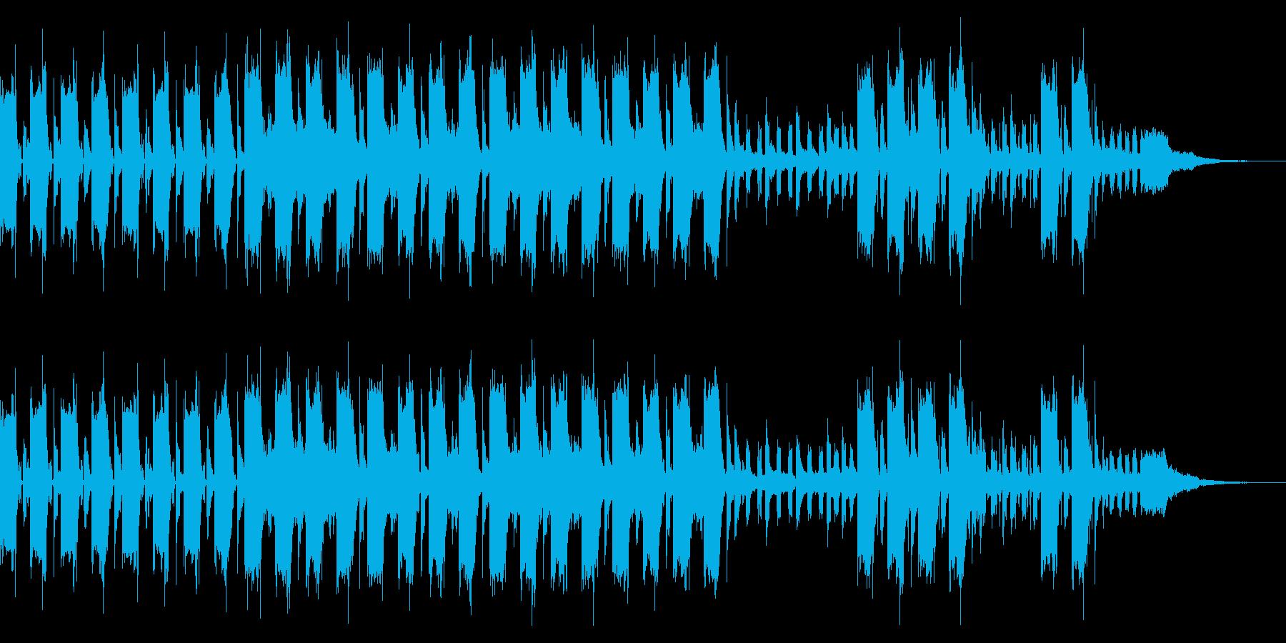 耳に残るようなメロディーを意識しました。の再生済みの波形