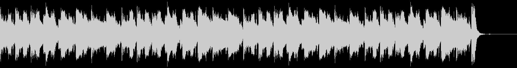 ネットCM 30秒 リコーダーB 日常の未再生の波形
