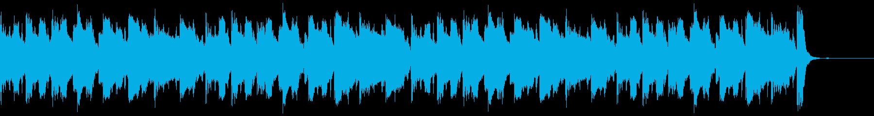 ネットCM 30秒 リコーダーB 日常の再生済みの波形