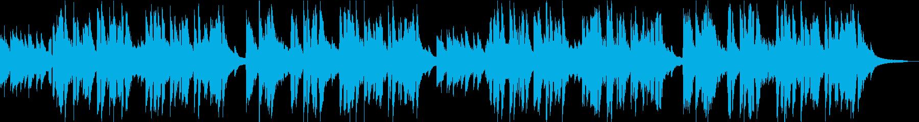 峠の我が家 英語 女性ボーカルの再生済みの波形
