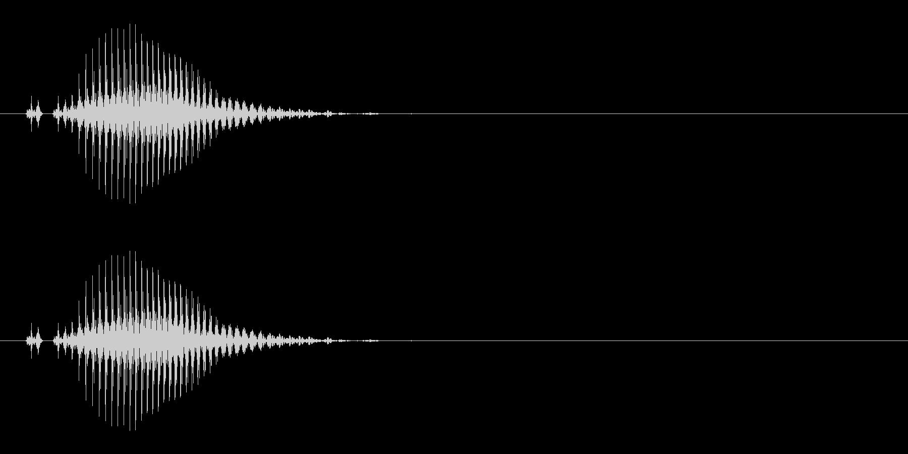 南(ナン) [麻雀]の未再生の波形