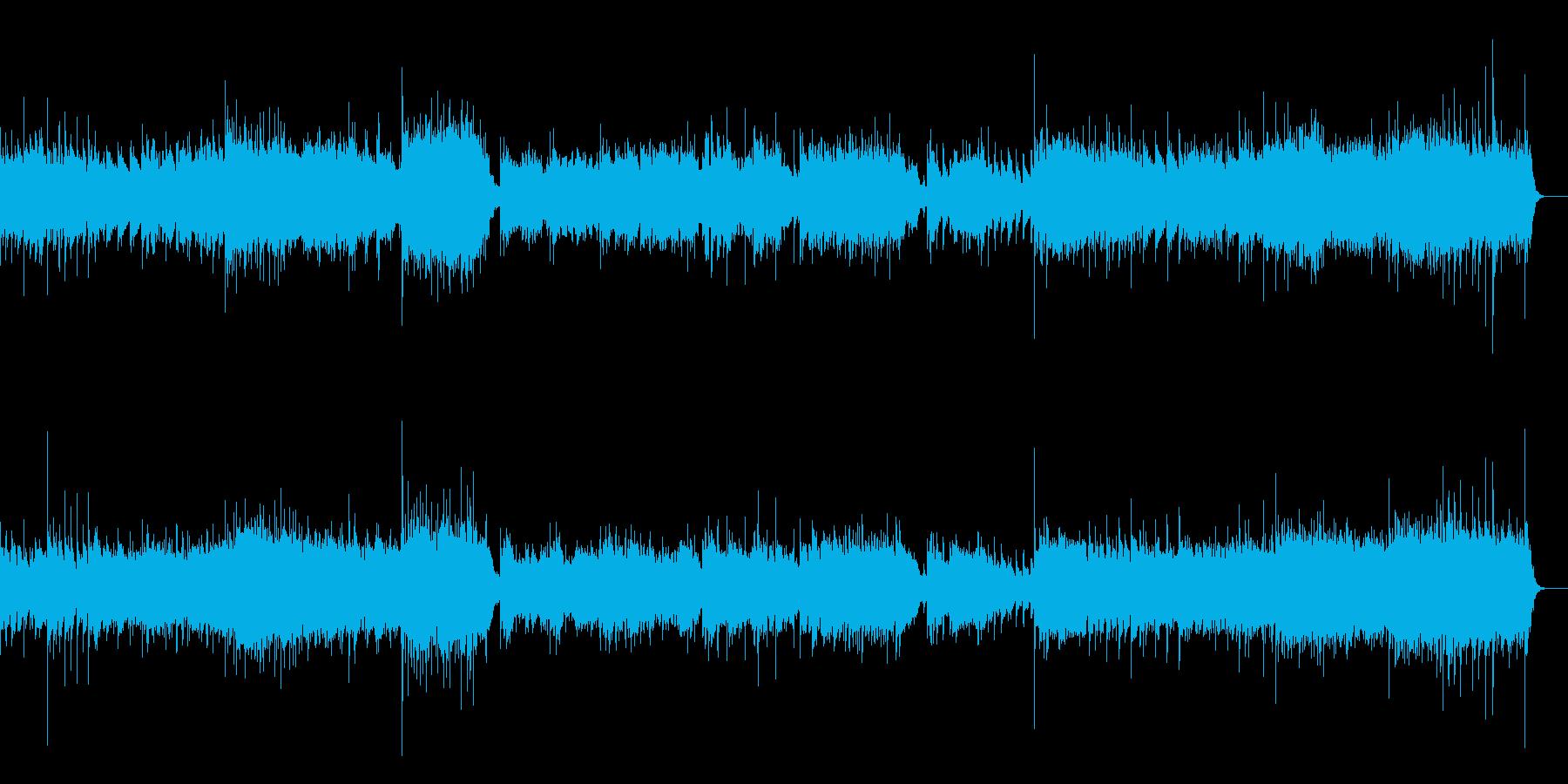 小組曲より第二楽章行列(シンセ版)の再生済みの波形