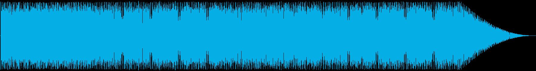 ファミコンパニック曲。の再生済みの波形