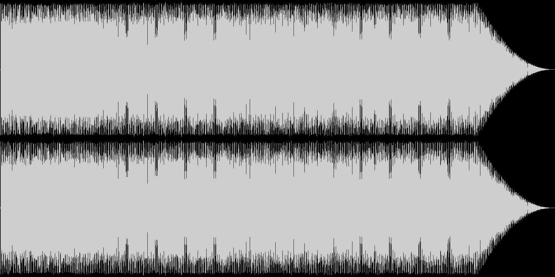 ファミコンパニック曲。の未再生の波形