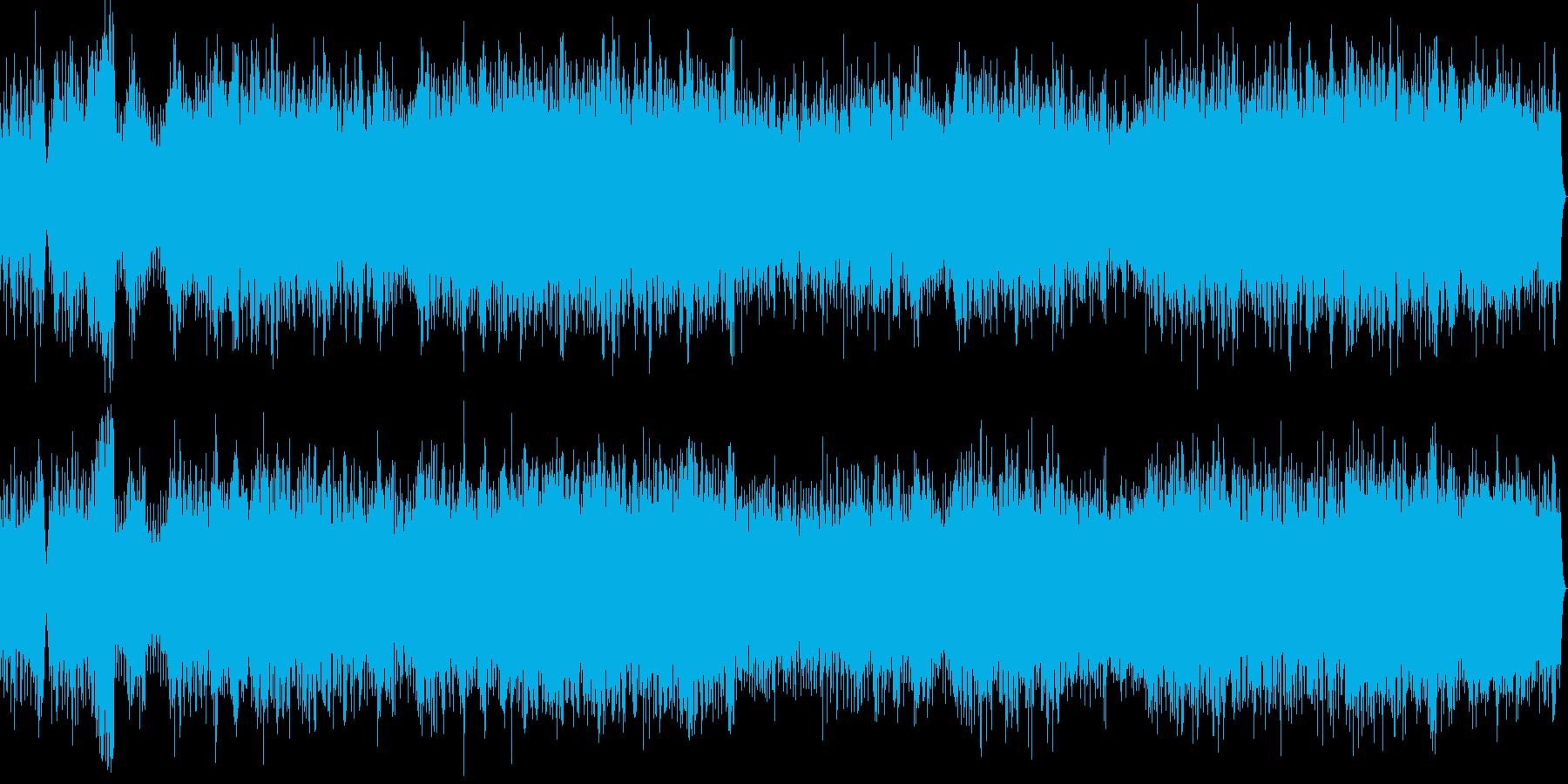 ダークロード ボス戦や暗黒のエリアBGMの再生済みの波形