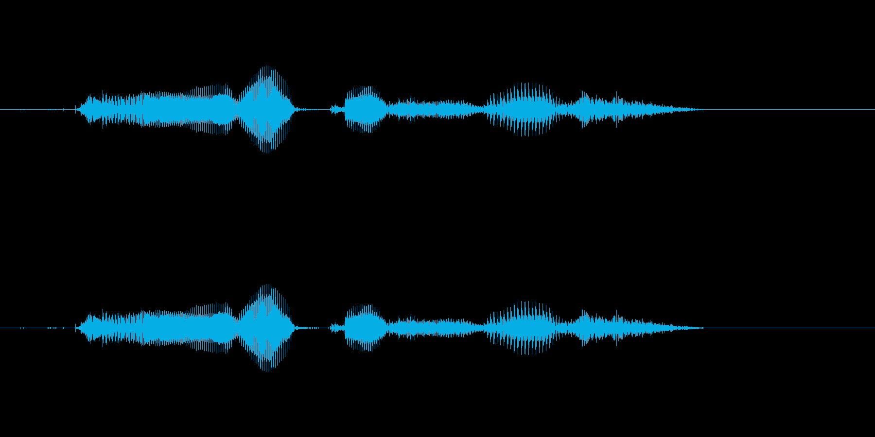 【時報・時間】16時ですの再生済みの波形