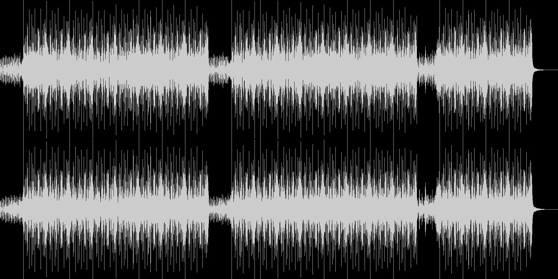 デトロイト風ラップに抜群なHip-Hopの未再生の波形
