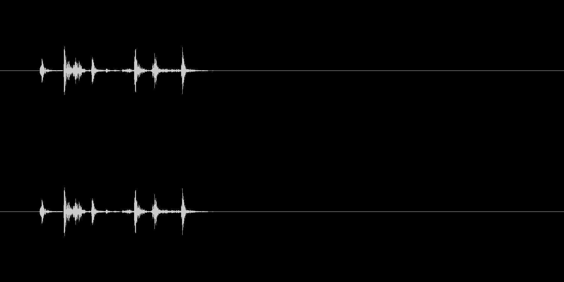 【鉛筆削り02-4(閉じる)】の未再生の波形