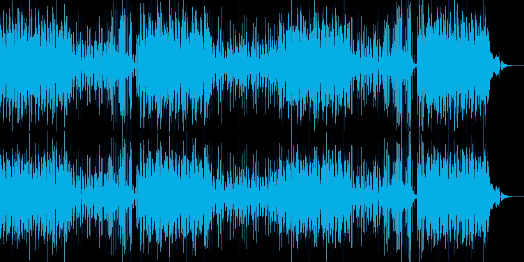 明るく爽やかなオーケストラポップ-16の再生済みの波形