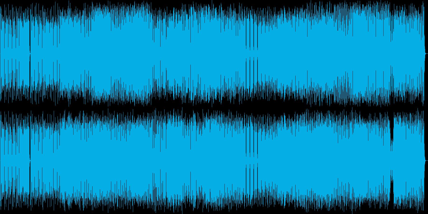 完全4和音のチップチューン楽曲です。4…の再生済みの波形