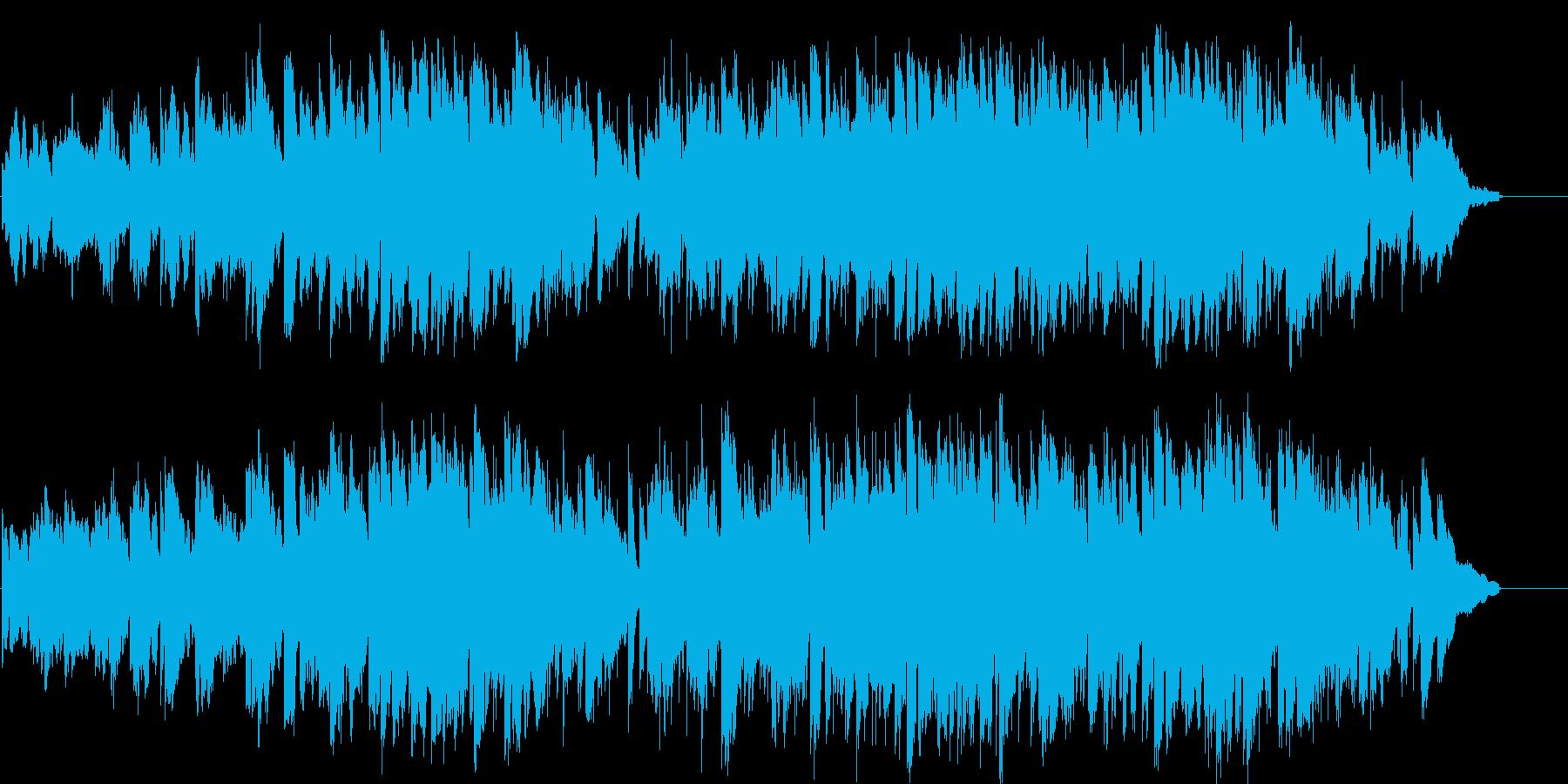 切ない  ゆったり ブライダル 優しいの再生済みの波形