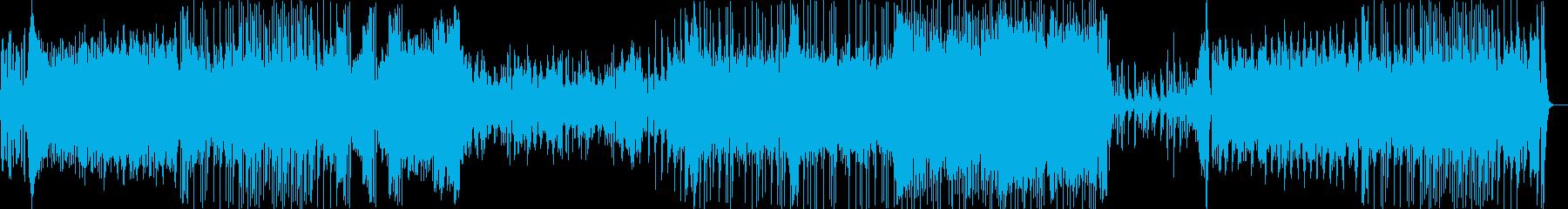 上品でかわいいファンタジーワルツの再生済みの波形