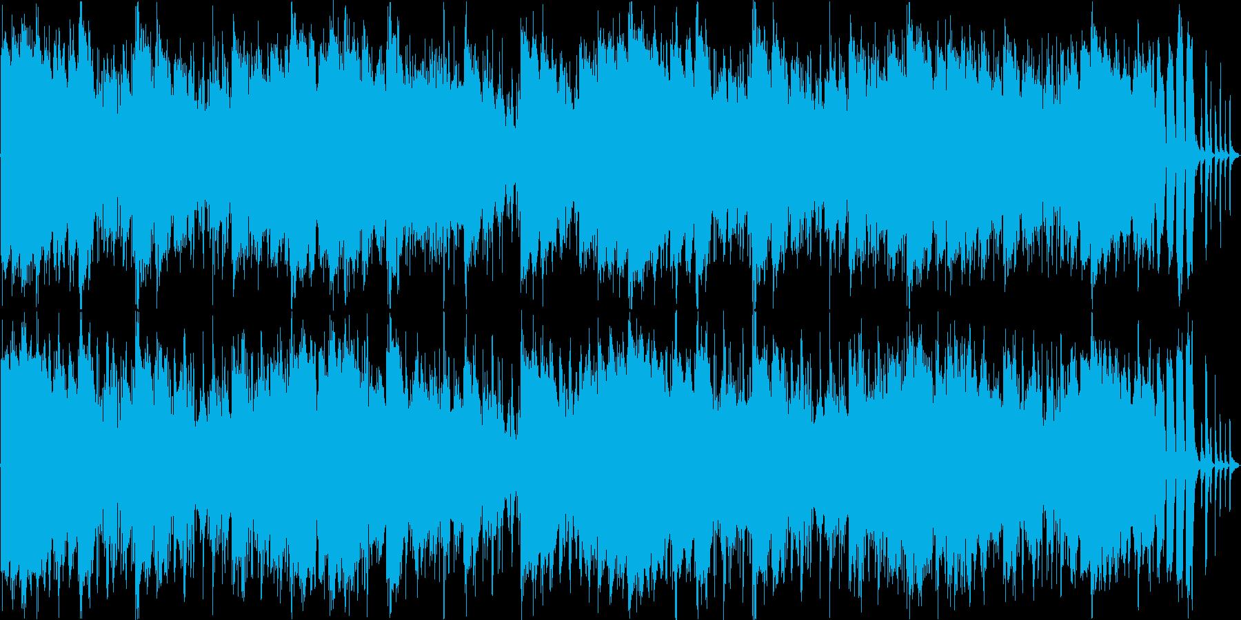 ボサノバ 香水等のイメージの再生済みの波形