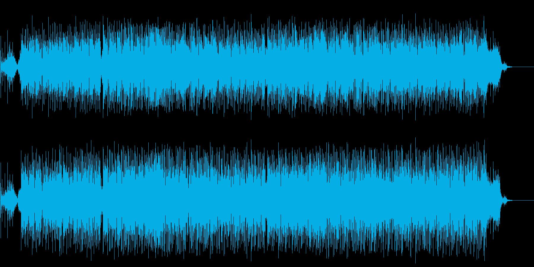 神秘的ムードが漂うオリエンタルなポップの再生済みの波形