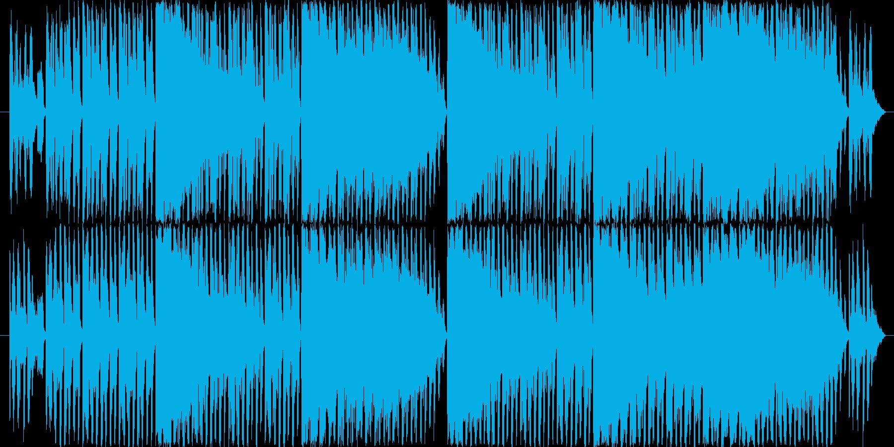 シンプルスタイルテクノです。主にカオシ…の再生済みの波形