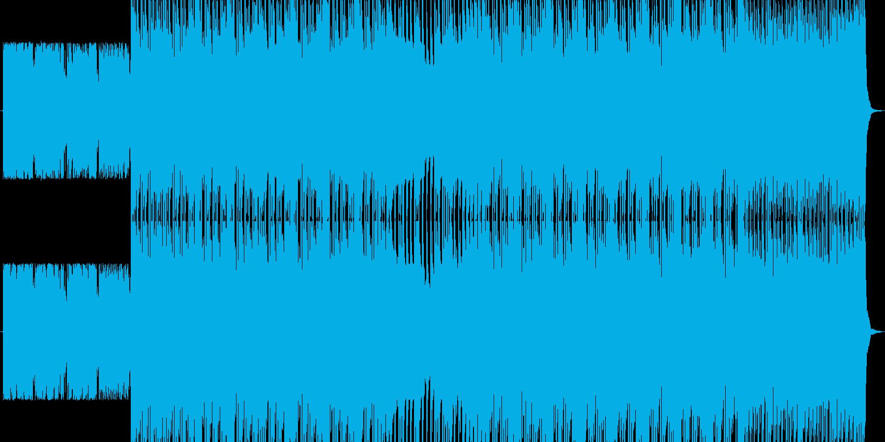 RPGのボス戦をイメージした楽曲ですイ…の再生済みの波形
